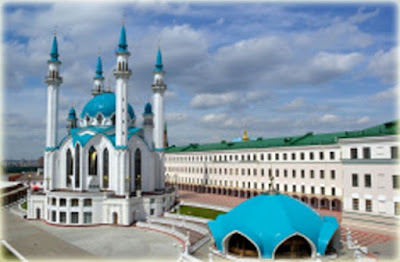 Masjid Termegah Di Rusia