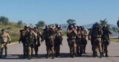 Guarda Municipal do Rio de Janeiro (RJ) realiza curso de ações e táticas especiais