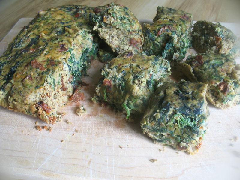 Chickpea Flour Ginger Cake Recipe