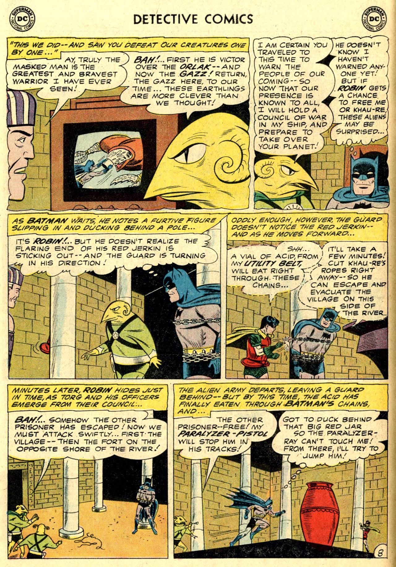 Detective Comics (1937) 295 Page 9