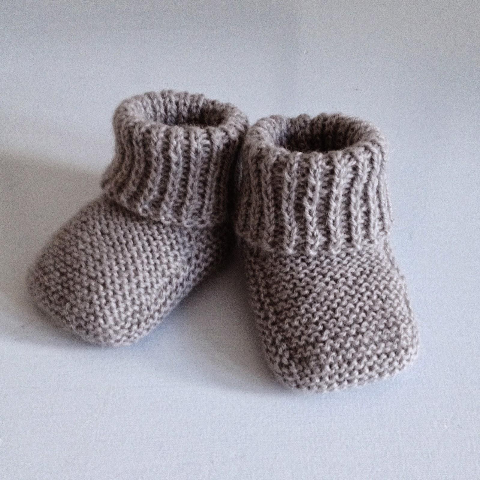 strikkeopskrift sokker gratis