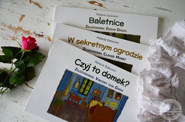 Książki jak malowane