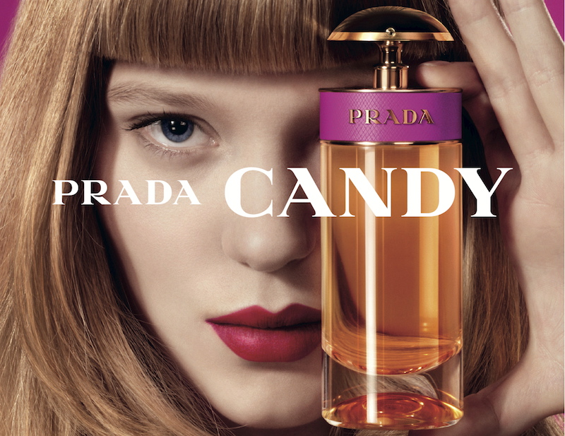 74ae24249 Q Perfume Blog: Prada Candy EDP by Prada - fragrance review
