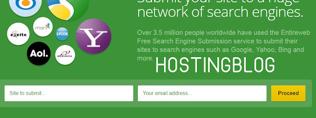 اضافة موقعك لمحركات البحث entireweb