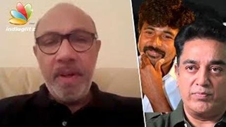 Actor Sathyaraj thanked Kamal hassan and Sivakarthikeyan   Sathya 2017 Tamil Movie Trailer