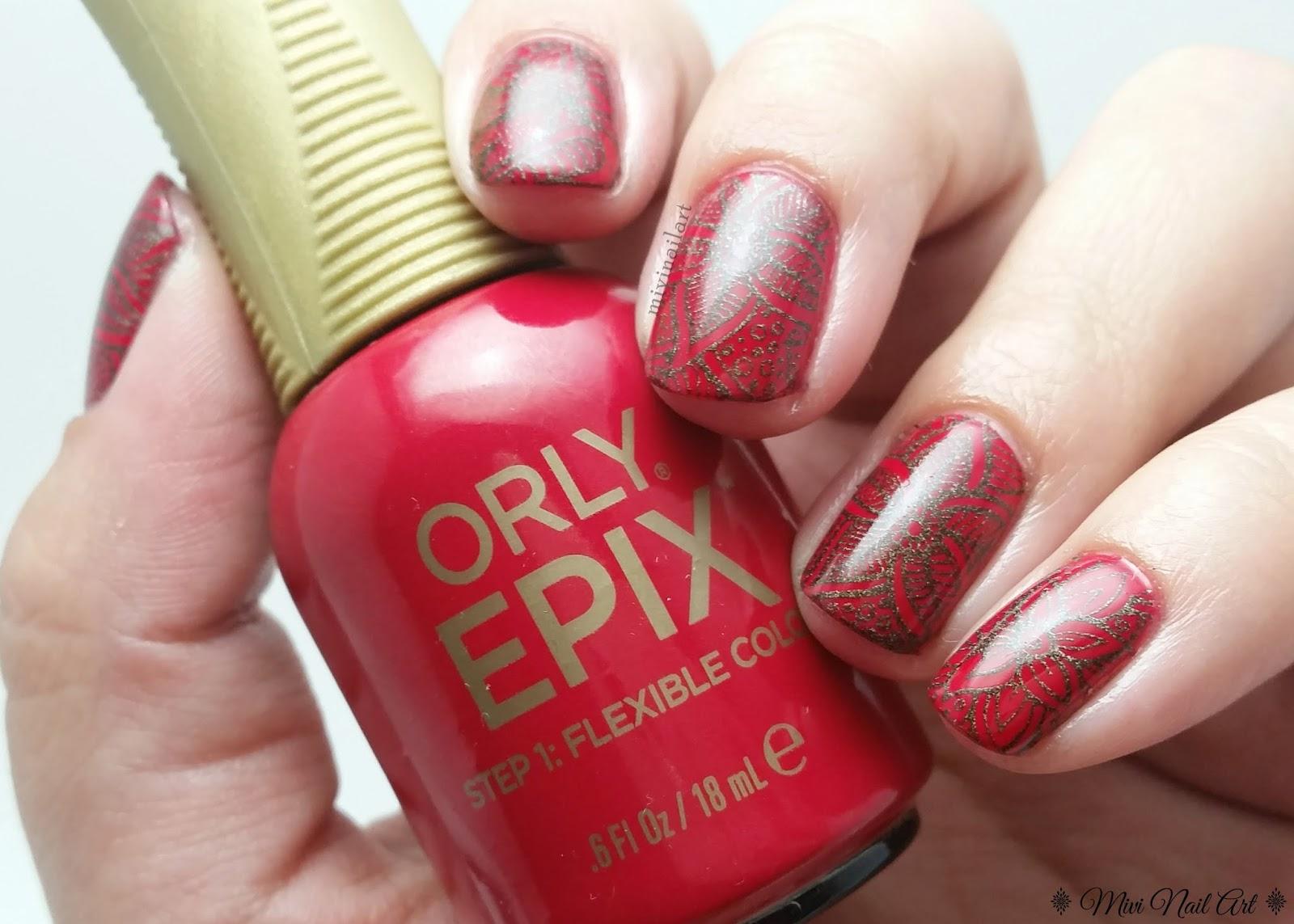 Orly Epix Flexible Color