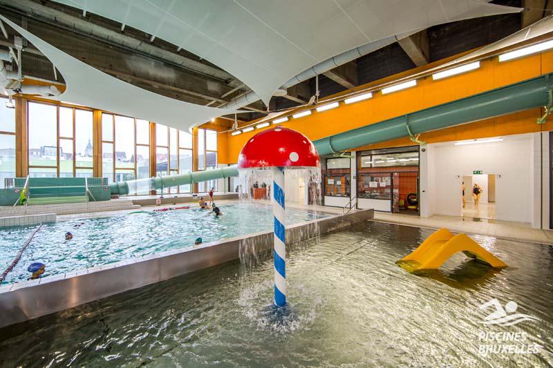 piscine de laeken pataugeoire