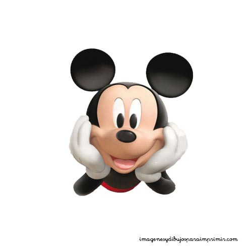 mickey mouse cut s - photo #33