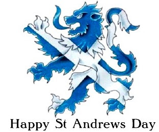 St Andrews Day Celebrations with WineWeaver voucher code