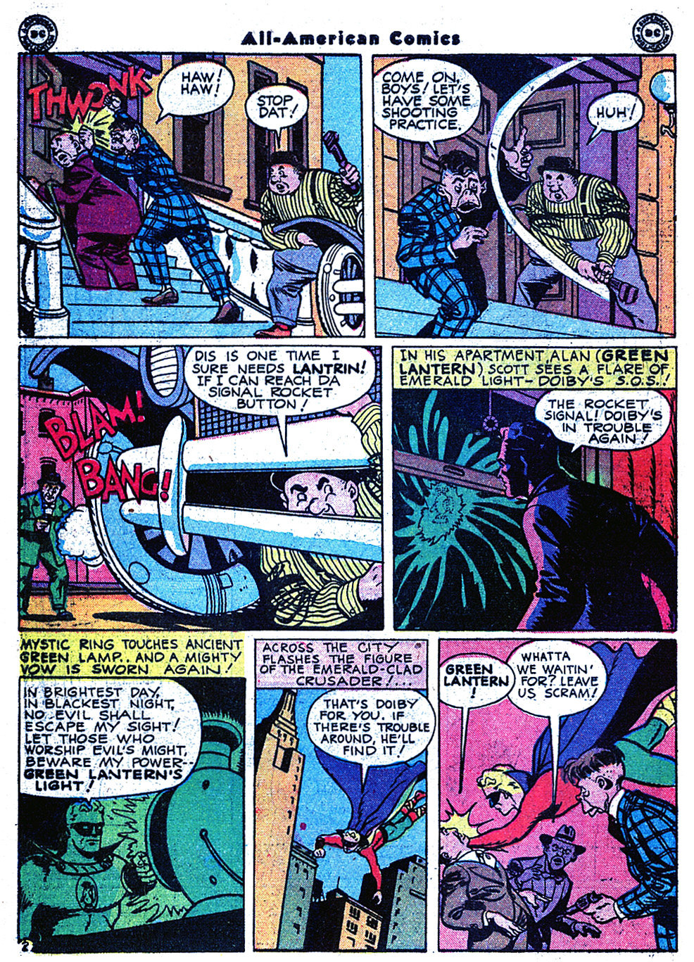 All-American Comics (1939) issue 81 - Page 4