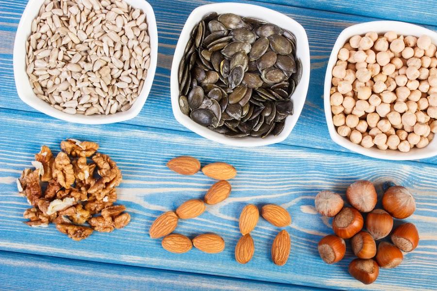 Makanan yang Mengandung Zinc untuk Pertumbuhan Rambut