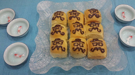 Sweet Milk Buns 牛奶甜餐包