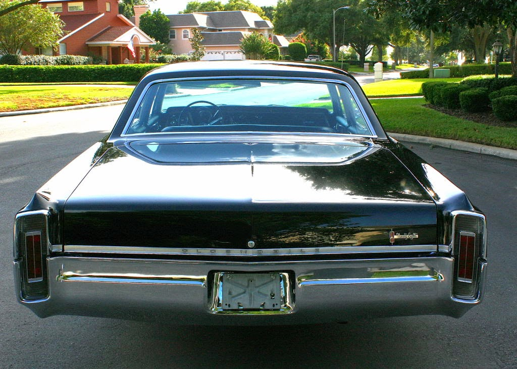 All American Classic Cars 1966 Oldsmobile Ninety Eight Ls
