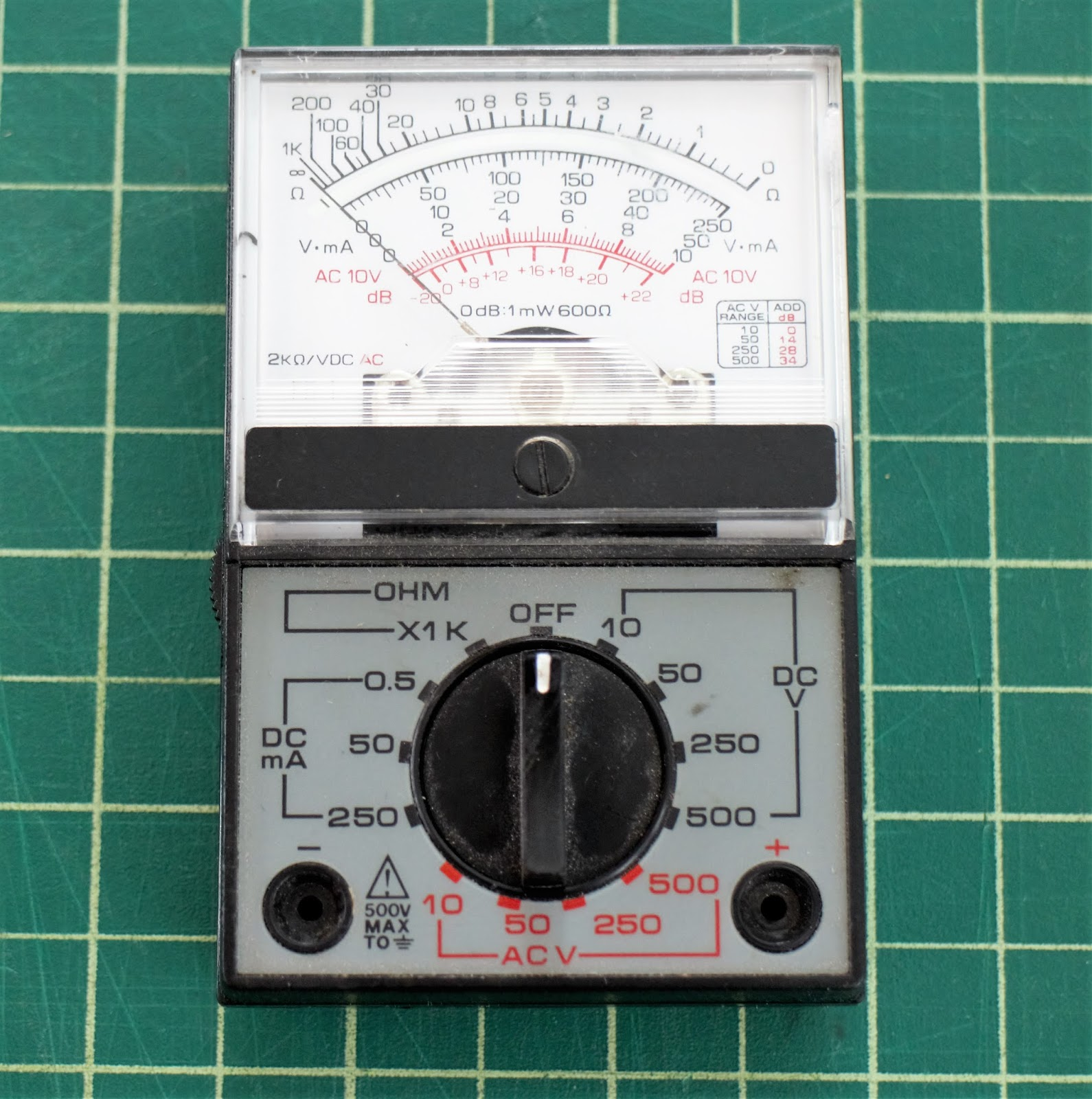 Digital Analog Multimeter : Maker quest how to use and choose a multimeter