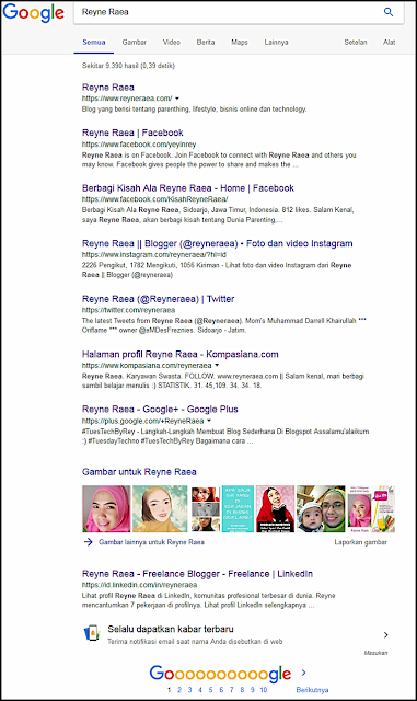 siapa itu Reyne Raea