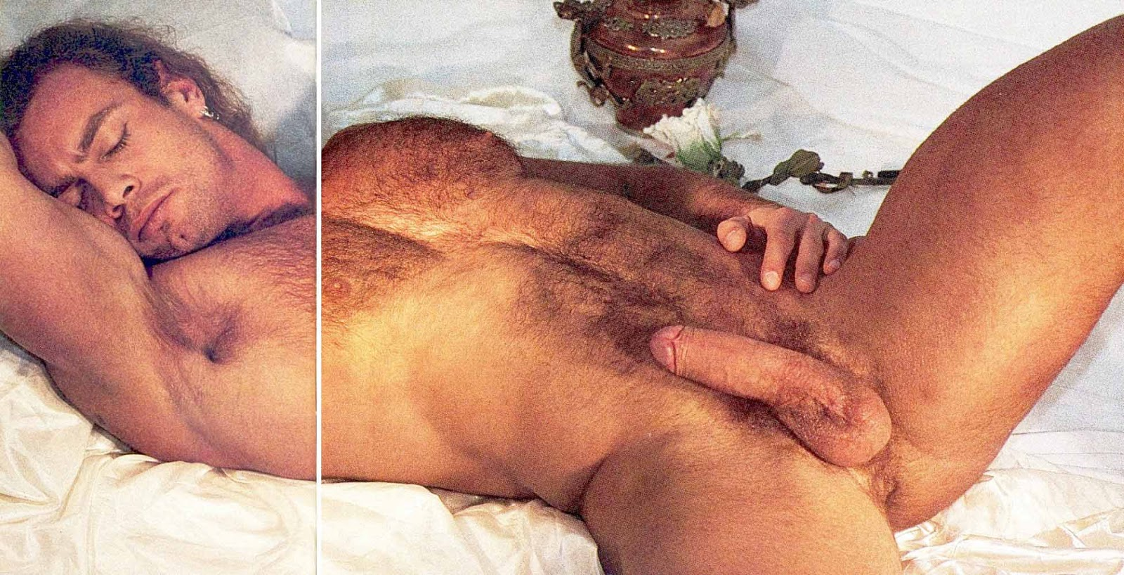 gay Pete nude meluso