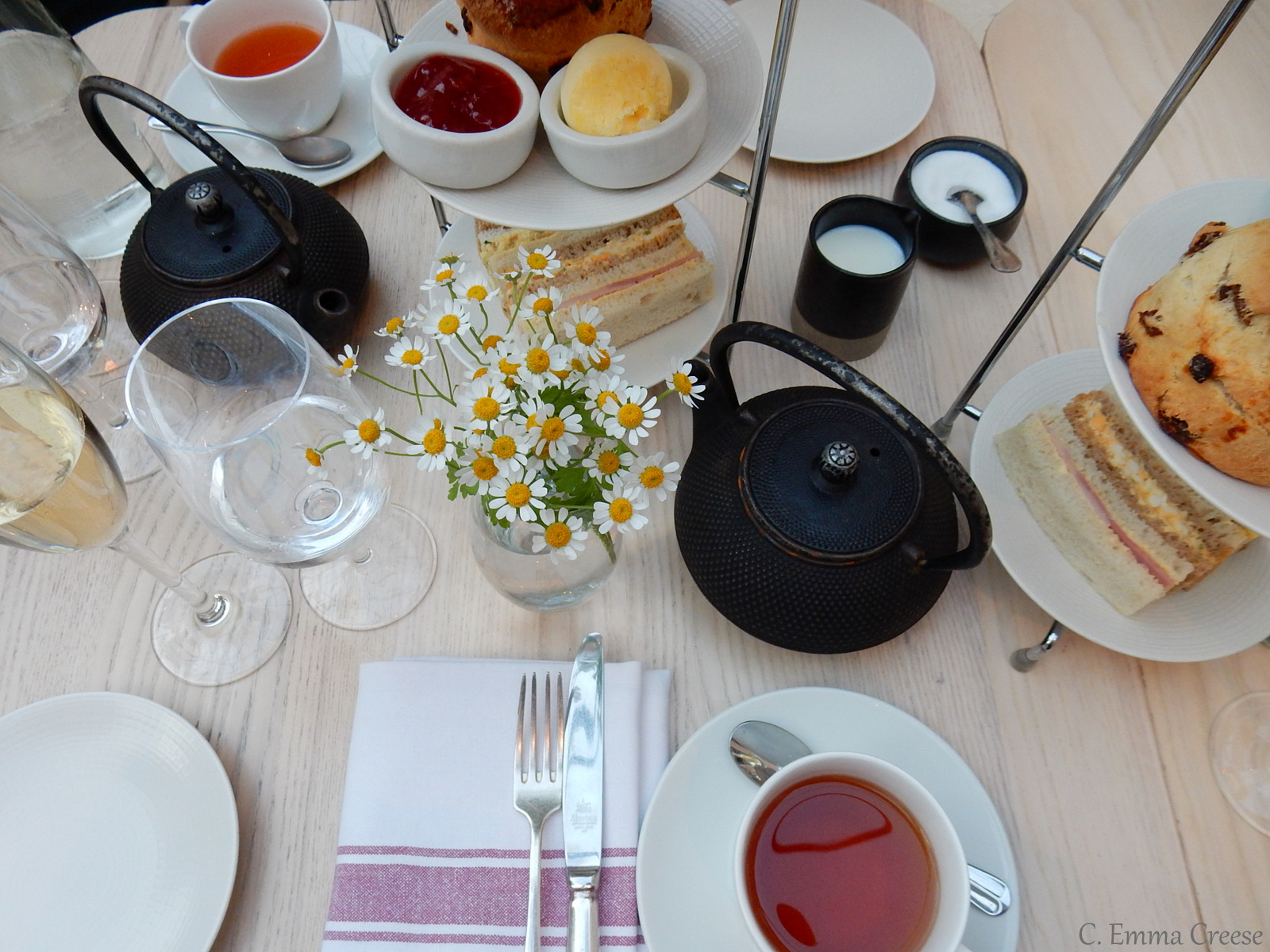 Afternoon Tea Things to do in London The Wallace Collection Marylebone