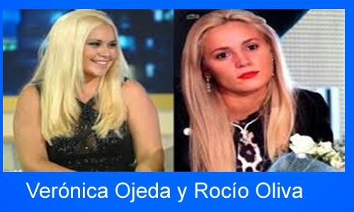 Rocio Oliva Y Vero Ojeda