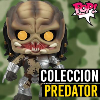 Lista de figuras funko pop de Funko POP Predator