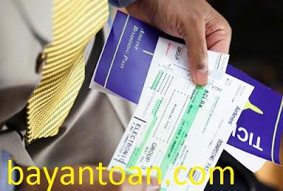 Có nên đặt mua vé máy bay qua đại lý?