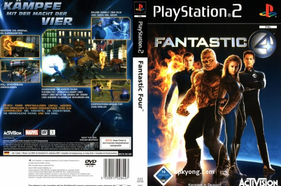 download Game Fantasik 4 ps2