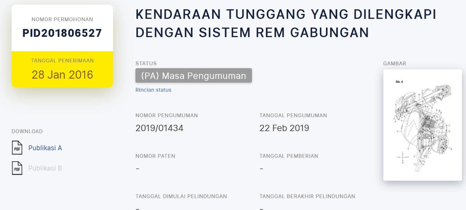 Yamaha Indonesia akan segera menghadirkan pesaing Honda Verza 150 ?