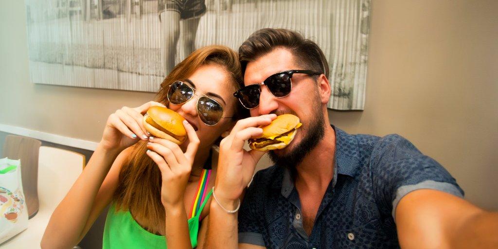 Dışarıda yemek, erkeklerde kısırlık yapabilir!