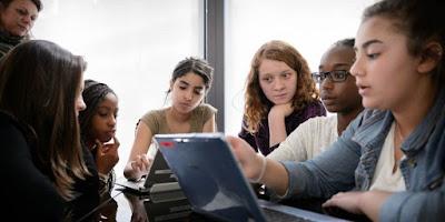 Microsoft empoderamiento de jovenes