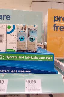 Hyabakの目薬の写真