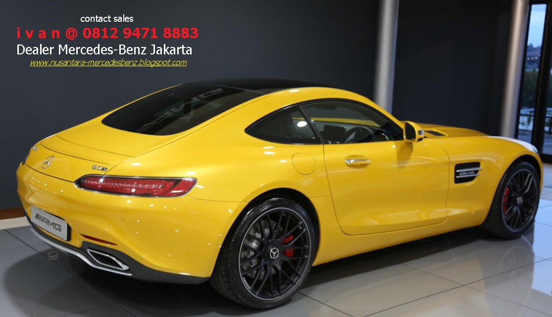New mercedes amg gt s 4 0 v8 yellow on black mercedes for Mercedes benz service b coupons 2017