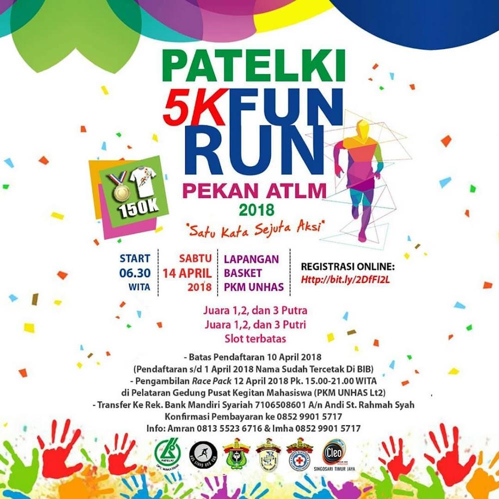 Patelki Fun Run • 2018
