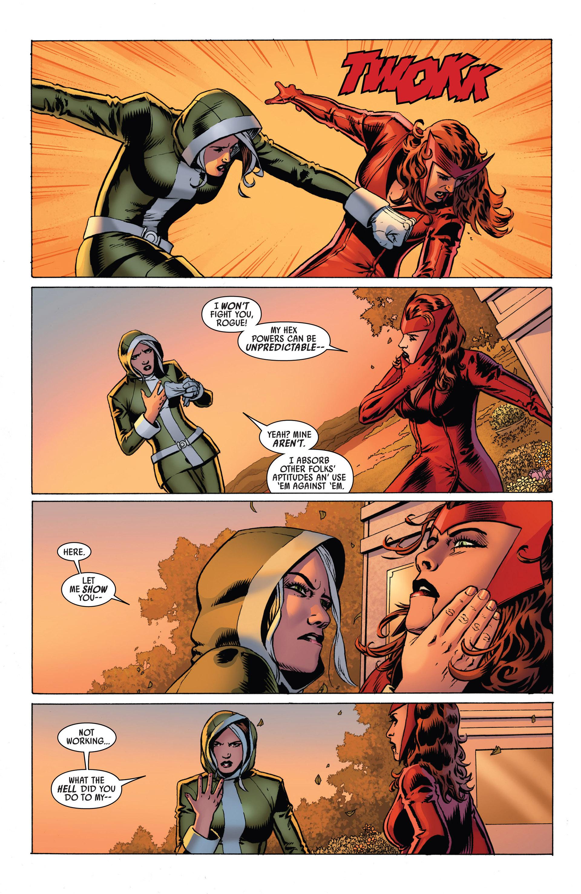 Read online Uncanny Avengers (2012) comic -  Issue #1 - 17