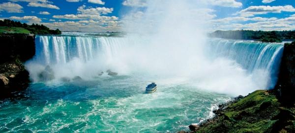 Niagara Falls, USA-Canada