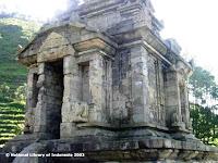 Sejarah Candi Gedong Songo Semarang - Candi Gedong II