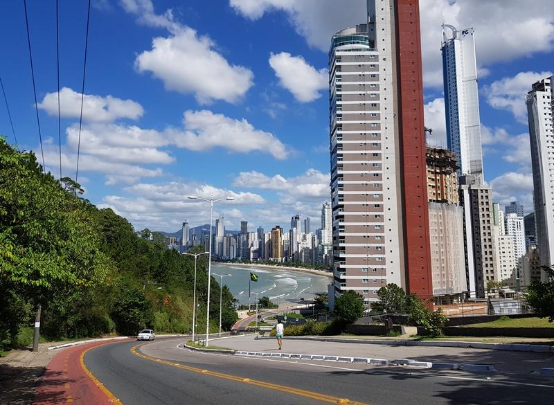 Estrada da Rainha, Balneário Camboriú