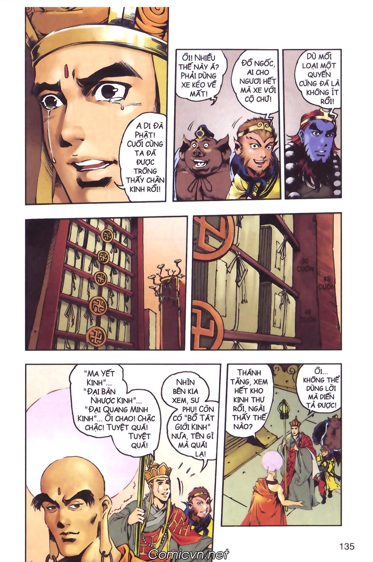 Tây Du Ký màu - Chapter 134 - Pic 11