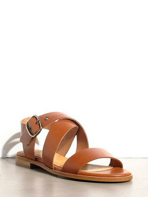Sandales Sessun cuir