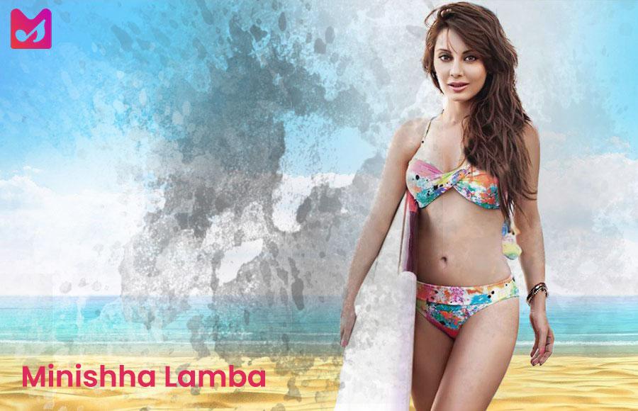 Ishq Dot Com - Manisha Lamba Debut Punjabi Movie