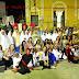 Espetáculo 'Noite Feliz' é apresentado em Pilõezinhos/PB.