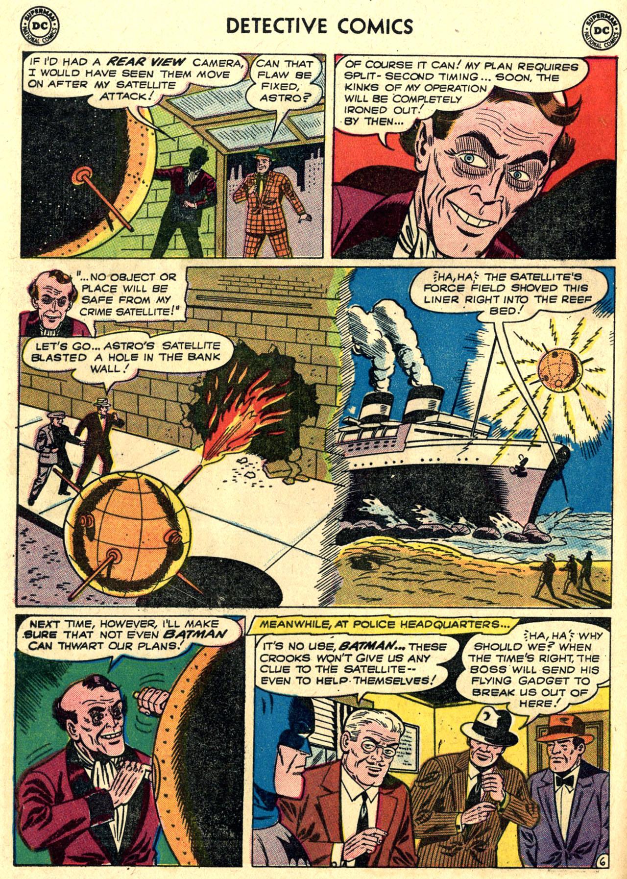 Detective Comics (1937) 266 Page 7