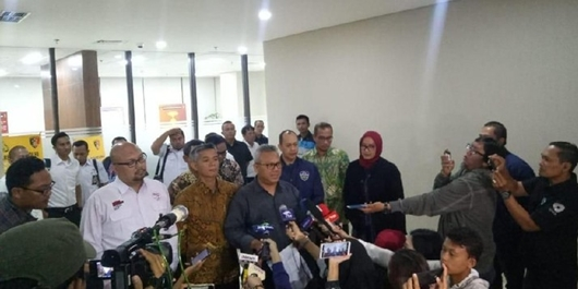 KPU Resmi Polisikan Akun yang Tuduh 'Server Di-setting Menangkan Jokowi'