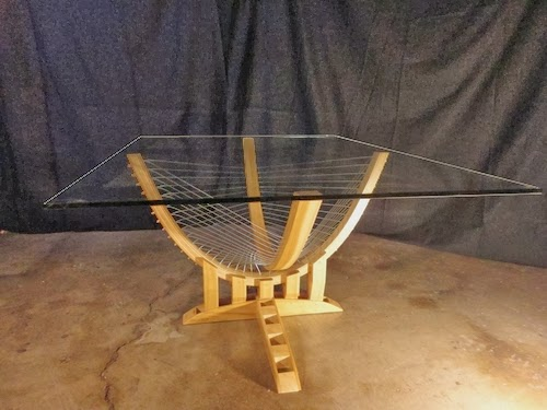 06-Suspension-Coffee-Table-Robby-Cuthbert-Sculptures-Cable-Tension-Furniture-www-designstack-co