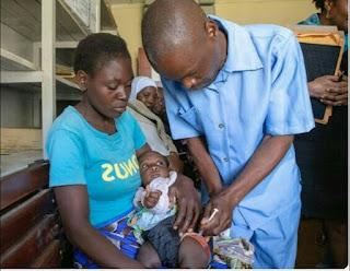تجربة لقاح جديد ضد الملاريا في ملاوي
