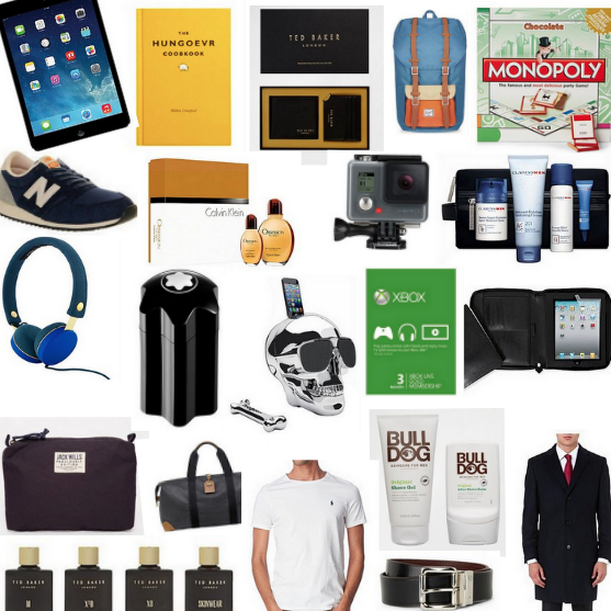mens christmas gift guide