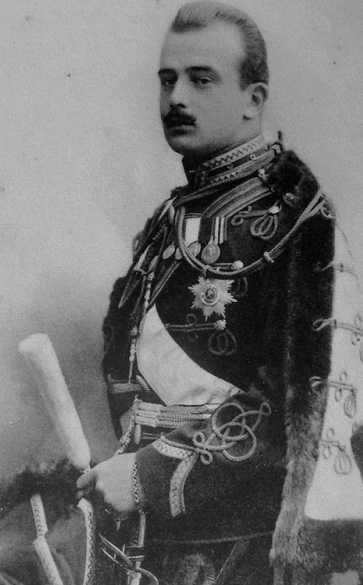 Grand Duke Boris Vladimirovich of Russia