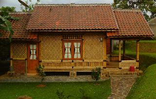 Desain Rumah Bamboo Modern 2016 2