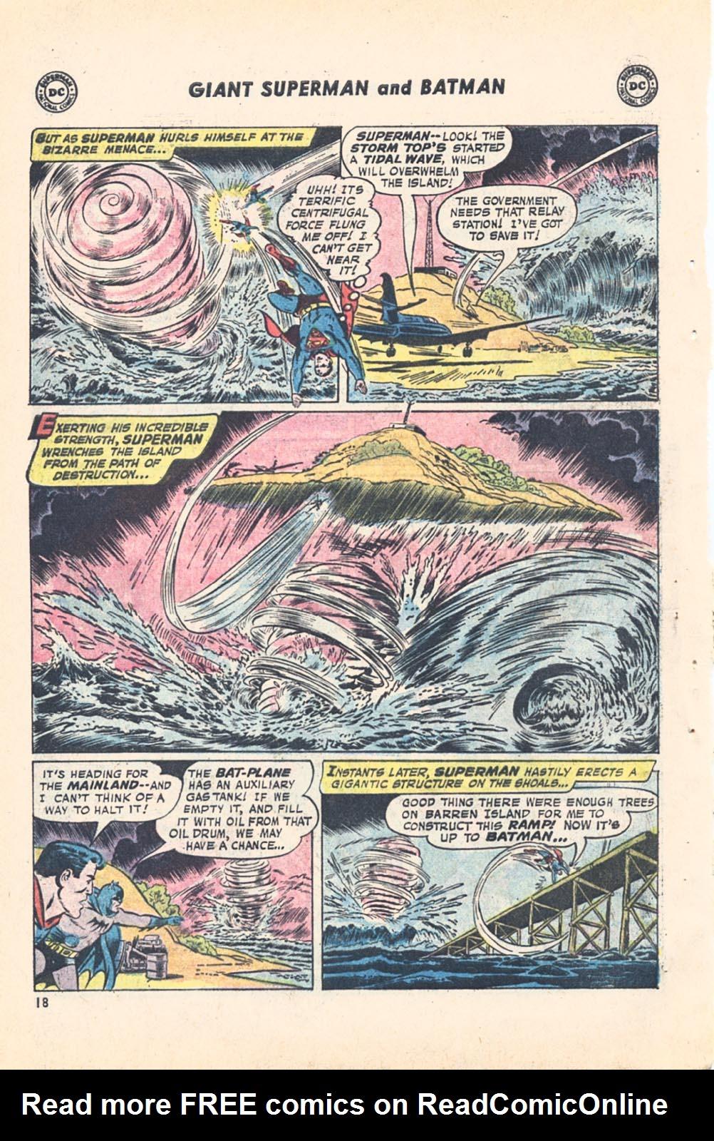 Read online World's Finest Comics comic -  Issue #161 - 20