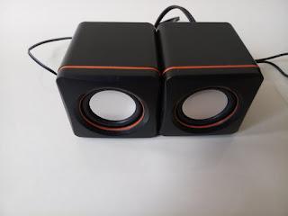 2.0 multimedia speaker dynamic Modern sound system