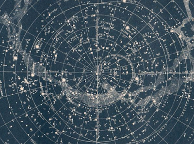 old star chart