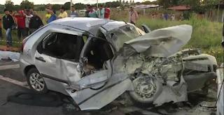 Paraibano morre em grave acidente no Estado do Ceará